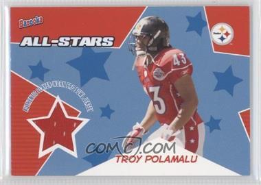 2005 Topps Bazooka All-Stars Relics #BA-TP - Troy Polamalu