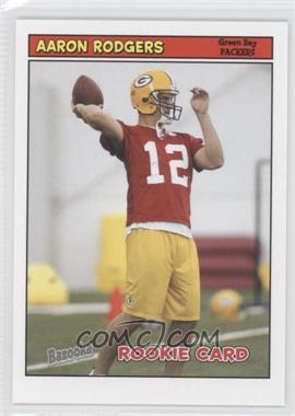 2005 Topps Bazooka #190 - Aaron Rodgers