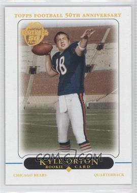 2005 Topps Chicago Bears National Convention [Base] #5 - Kyle Orton