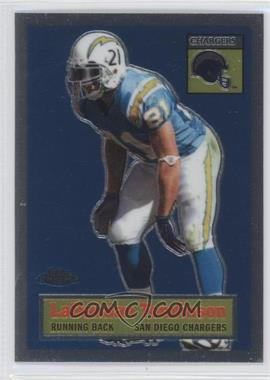 2005 Topps Chrome Throwbacks #TB1 - LaDainian Tomlinson