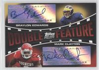 Braylon Edwards, Mark Clayton