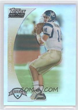2005 Topps Draft Pick & Prospects Gold Refractor #118 - Dan Orlovsky /199