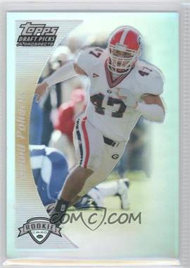 2005 Topps Draft Pick & Prospects Gold Refractor #130 - [Missing] /199