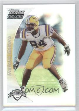 2005 Topps Draft Pick & Prospects Gold Refractor #138 - Marcus R. Spears /199