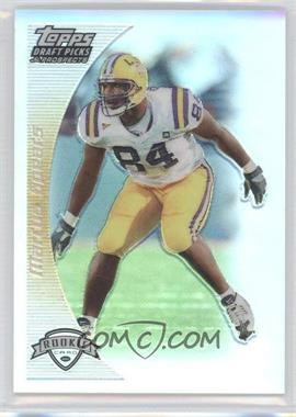 2005 Topps Draft Pick & Prospects Gold Refractor #138 - Marcus Spears /199