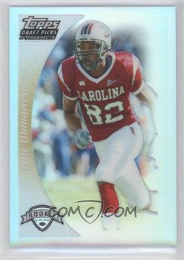 2005 Topps Draft Pick & Prospects Gold Refractor #162 - Troy Williamson /199
