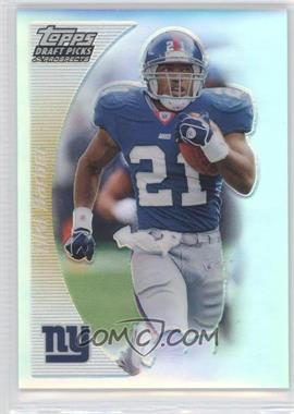 2005 Topps Draft Pick & Prospects Gold Refractor #9 - Tiki Barber /199