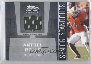 2005 Topps Draft Pick & Prospects Senior Standouts Relics #AR - Antrel Rolle