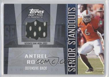 2005 Topps Draft Pick & Prospects Senior Standouts Relics #SS-AR - Antrel Rolle