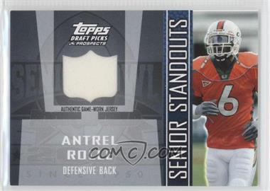 2005 Topps Draft Pick & Prospects Senior Standouts Relics #SS-AR2 - Antrel Rolle