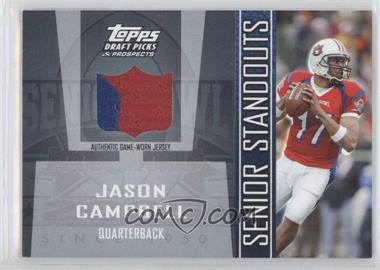 2005 Topps Draft Pick & Prospects Senior Standouts Relics #SS-JC - Jason Campbell