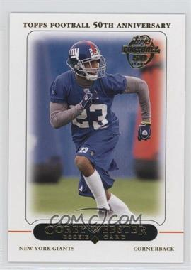 2005 Topps Factory Set Bonus Rookies #5 - Corey Webster