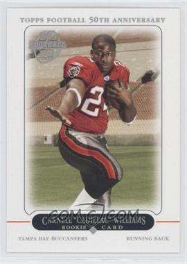2005 Topps Factory Set Bonus Rookies #6 - Cadillac Williams