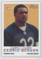 Cedric Benson