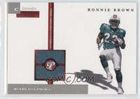 Ronnie Brown /1000