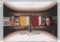 Aaron Rodgers, Alex Smith /25