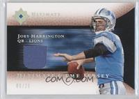 Joey Harrington /25