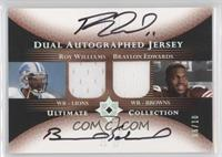 Roy Williams, Braylon Edwards /10