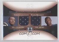 Vincent Jackson, Mark Bradley /50