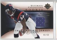 Vernand Morency /50