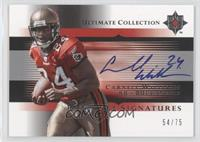 Carnell Williams /75