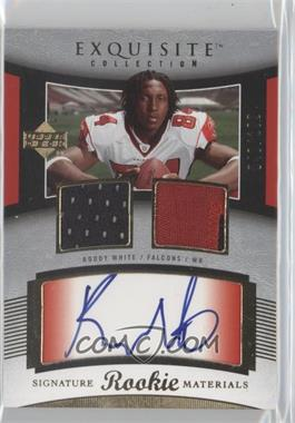 2005 Upper Deck Exquisite Collection #111 - Roddy White