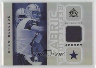 2005 Upper Deck Reflections Fabric Reflections #FR-DB - Drew Bledsoe