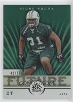 Sione Pouha /75