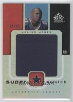 Julius Jones /40