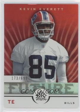 2005 Upper Deck Reflections #205 - Kevin Everett /699