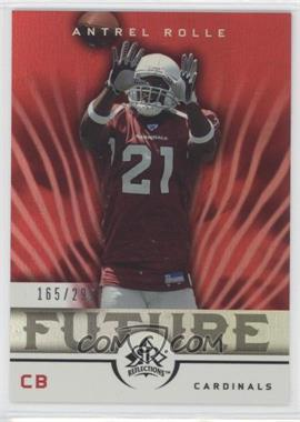2005 Upper Deck Reflections #280 - Antrel Rolle /299