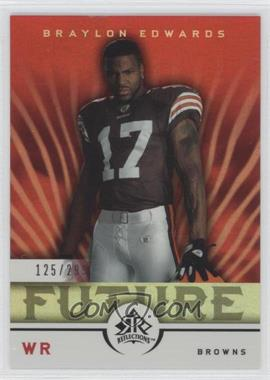 2005 Upper Deck Reflections #295 - Braylon Edwards /299