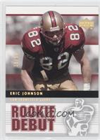 Eric Johnson /50