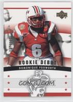 Domonique Foxworth /100