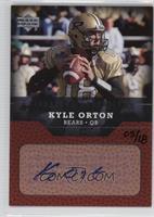 Kyle Orton /18