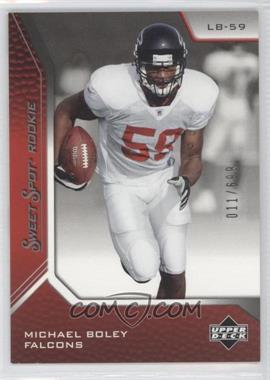 2005 Upper Deck Sweet Spot #153 - Michael Boley /699
