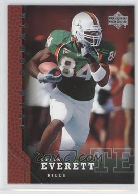 2005 Upper Deck #238 - Kevin Everett