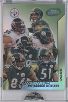 Pittsburgh Steelers Team [ENCASED]