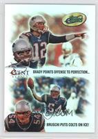 Tom Brady, Tedy Bruschi