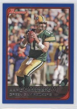 2006 Bowman Blue #73 - Aaron Rodgers /500