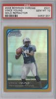 Vince Young /50 [PSA 10]