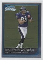 Demetrius Williams /519