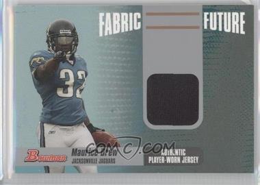 2006 Bowman Fabric of the Future #FF-MD - Maurice Jones-Drew