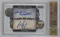 Mario Williams, A.J. Hawk /300 [BGS 9.5]