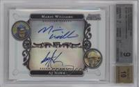 Mario Williams, A.J. Hawk /300 [BGS 9]