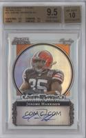 Jerome Harrison /199 [BGS 9.5]