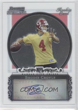 2006 Bowman Sterling #BS-BS-BCR - Brodie Croyle