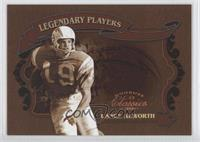 Lance Alworth /1000