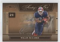 Willis McGahee /1000