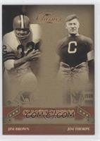 Jim Brown, Jim Thaxton /500